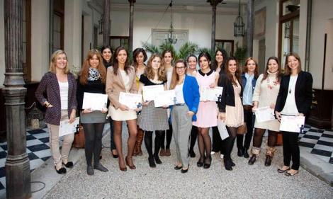 Diplomas II Máster de Periodismo y Comunicación de Moda