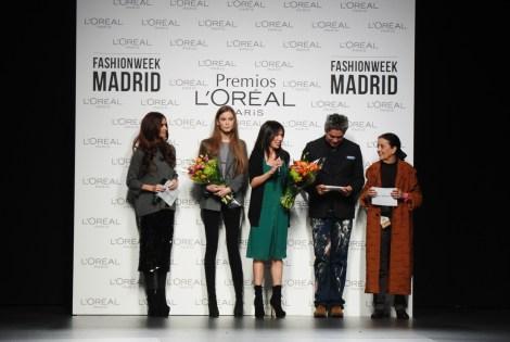 Premio L'oréal. Fotografía de ROCIO PASTOR EUGENIO