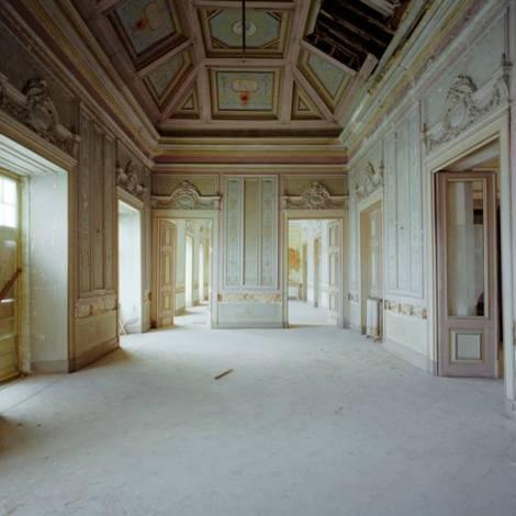Levantamento Fotografico do Palacio da Rosa, Lisboa