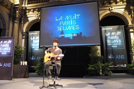 Grupo ganador de música: Namasté. Fotografía de Rocío Pastor Eugenio. WOMANWORD