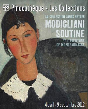 Pinacotheque: Modigliani