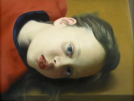 Betty. 1977. Oil on canvas. Gerhard Richter.