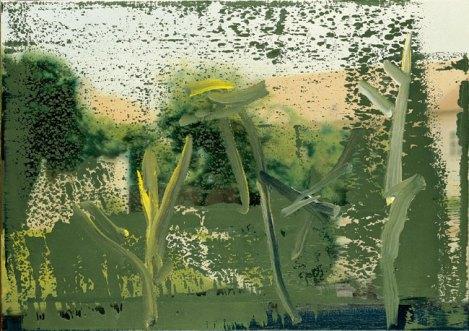 Krems. 1986. Gerhard Richter.