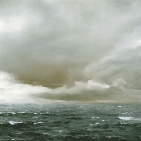 Marine. 1969. Gerhard Richter.