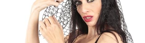 Beatriz Rico en MEJOR VIUDA QUE MAL CASADA. Pequeño Teatro Gran Vía. Todos los viernes a las 23.30h, del 5 de octubre al 2 de noviembre