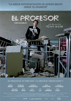 Cartel de El Profesor