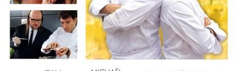 Cartel de El Chef, La receta de la felicidad