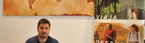 Raphael Giraud en Huwans Madrid. Fotografía de/ por Rocío Pastor Eugenio. WOMANWORD