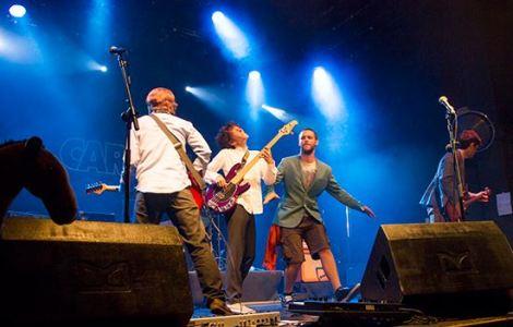Fotografía de Conciertos Solidarios. Concierto de Mugga. Sala Caracol. Madrid.