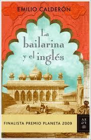 Portada de La Bailarina y el Inglés