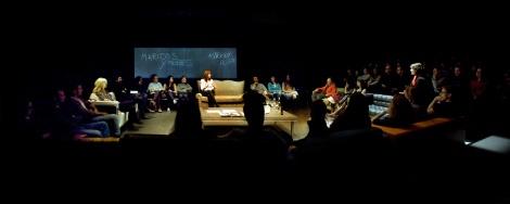 Maridos y Mujeres. Teatro de la Abadía.