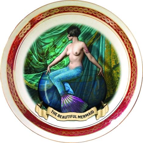 #0032 Moahsa rojo 24,3cm Mermaid