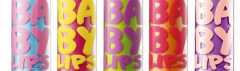 BabyLips. Maybelline New York