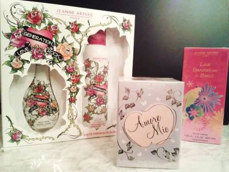 Productos Jeanne Arthes