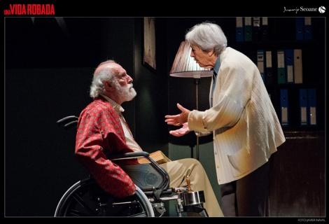 Fotografía del Teatro Fernán Gómez de Madrid