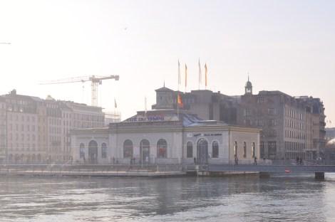 Swatch Museum. Geneva. Fotografía de/ por Rocío Pastor Eugenio. WOMANWORD