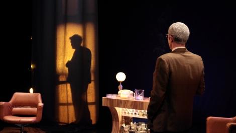El Encuentro. Teatro Español. Foto de Julio León