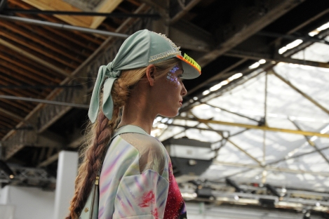 Manish Arora Catwalk. Fotografía de/ por  © Rocío Pastor Eugenio.  ® WOMANWORD