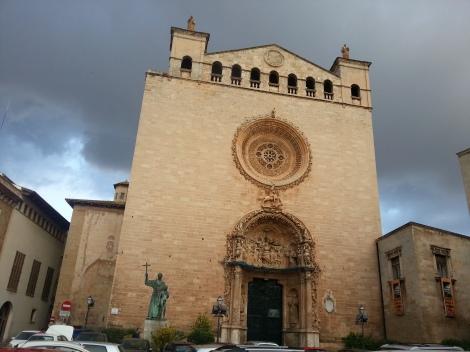 Palma de Mallorca. Fotografía de/ por © Rocío Pastor Eugenio. ® WOMANWORD